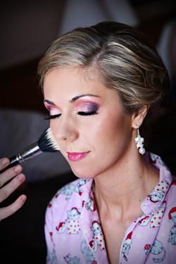 Bride Amanda | Bridal Makeup | Beau Backstage Makeup | Fredericton New Brunswick Canada