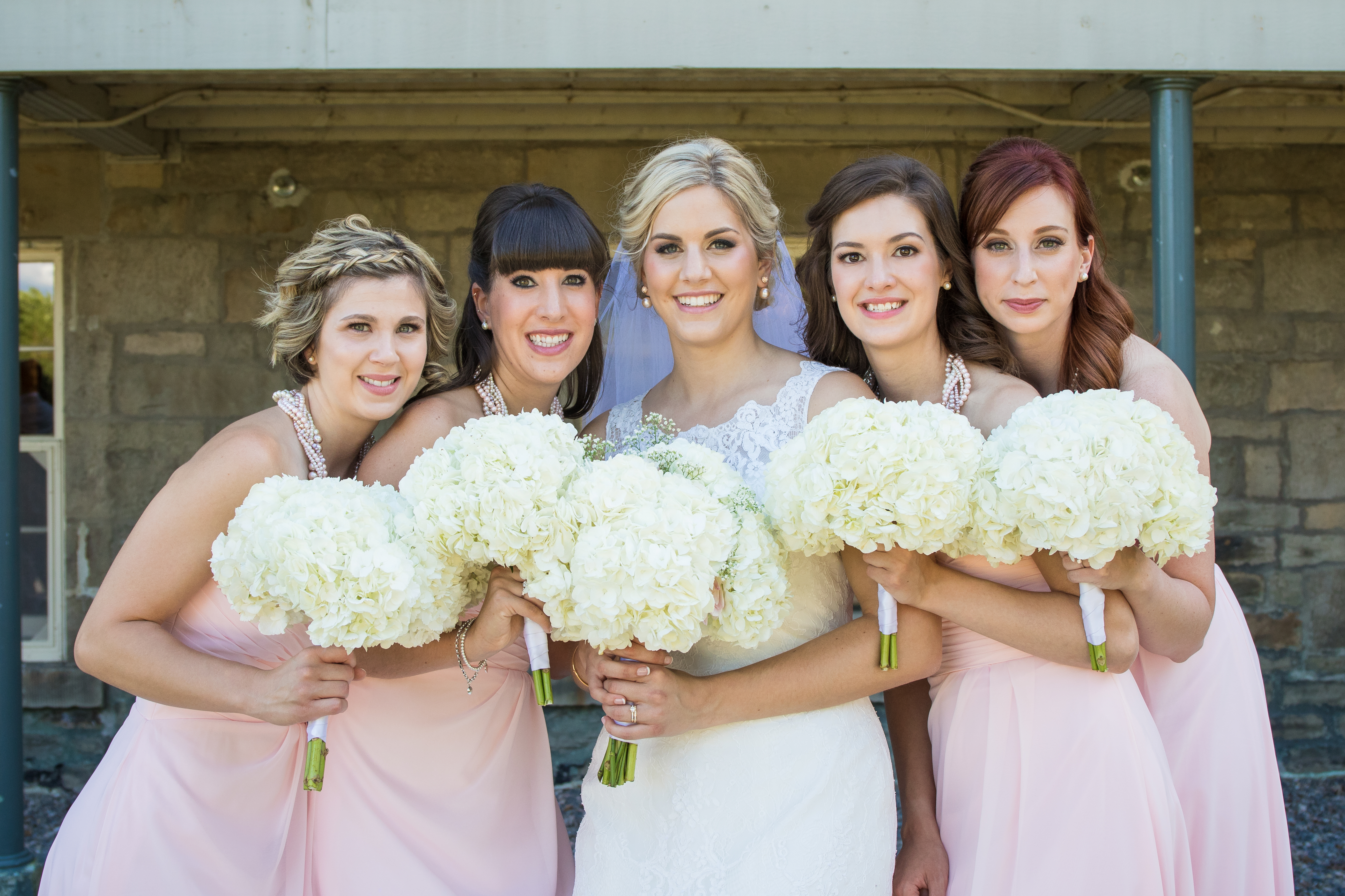 Bride Ashley | Bridal Makeup | Beau Backstage Makeup | Fredericton New Brunswick Canada