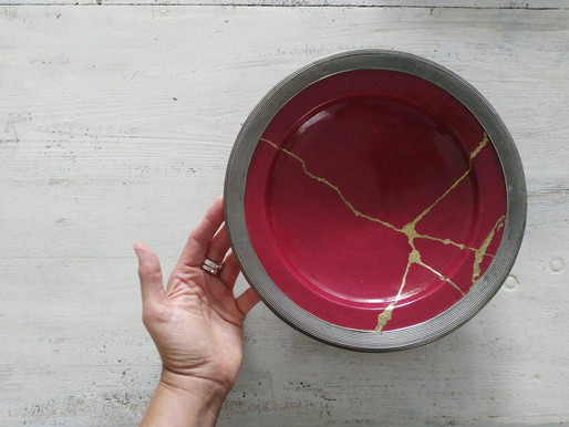 Workshop di Kintsugi contemporaneo 金継ぎ