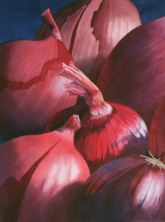 Onions in Red