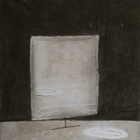 Specchio del piatto vuoto