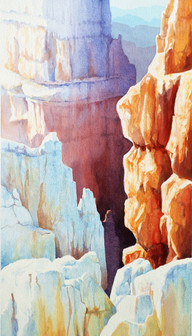Bryce Canyon Cliffs