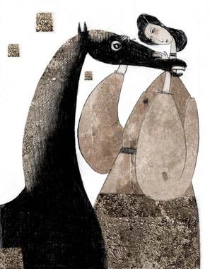 Giovanni Pascoli / La cavallina storna