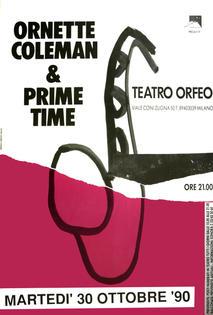 Ornette Coleman & Prime Time