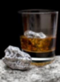 Whiskey Bones - Buy handcarved whiskey stones crafted into one of a kind granite art. Our beautiful whiskey stones are sculptures to appreciate that happen to chill your beverage.