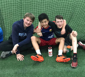 At OJFR, we emphasize that we are NON club affiliated. This approach helps develop players and foster friendships that extend beyond club affiliation.