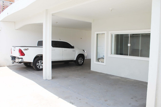 Garagem para até 10 carros