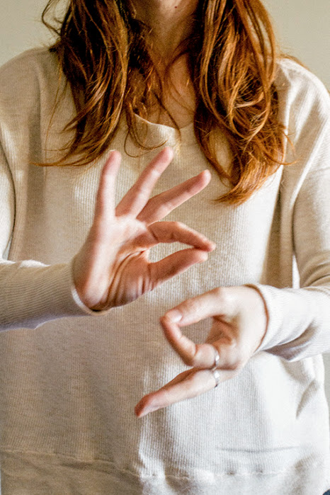 Qigong Hands in Lung Tonifying