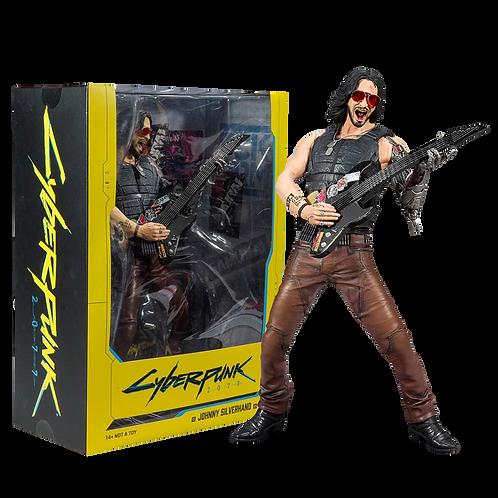 "Cyberpunk 2077 Figures-12"" Scale Johnny Siverhand Deluxe"
