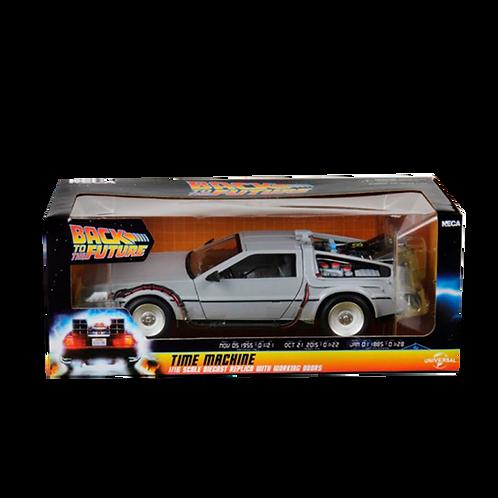 Carro Time Machine Back To The Future Neca