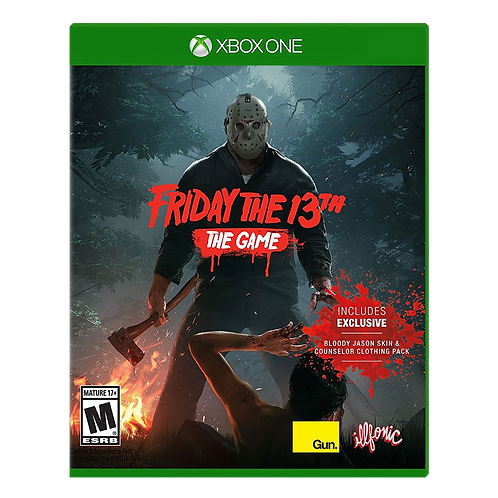 Friday The 13 Xbox One