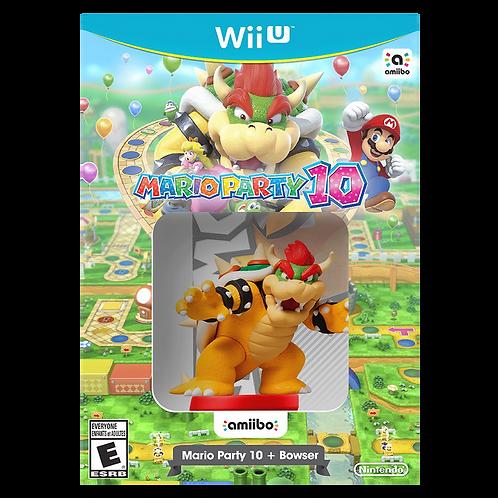 Mario Party 10 + Amiibo Bowser