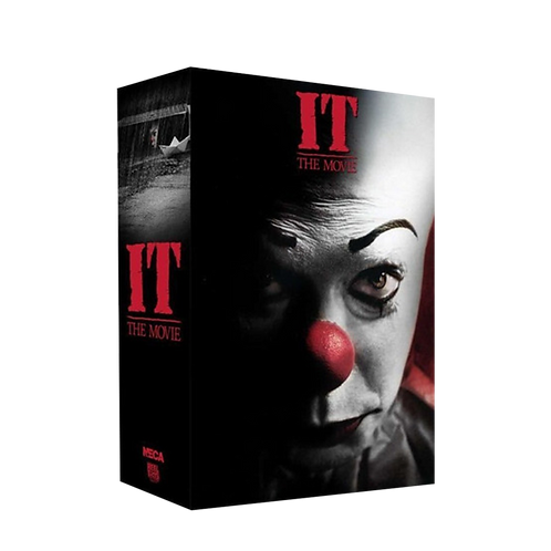 """IT (1990) 7"""" Scale Figures - Ultimate Pennywise Version 2"""