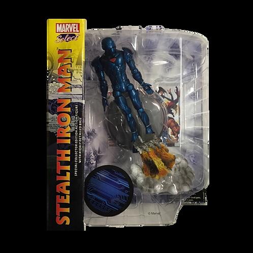 Marvel Select Figure- Iron Man - Stealth Armor