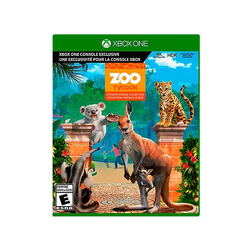 Zoo Tycoon Ultimate Collection Xbox One