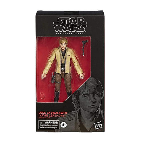Figura Star Wars The Black Series - Luke Skywalker