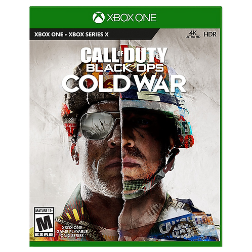 Call of Duty: black ops: cold war XBOX ONE