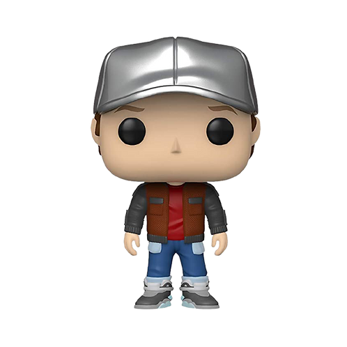 Funko Marty In Future Outfin 962