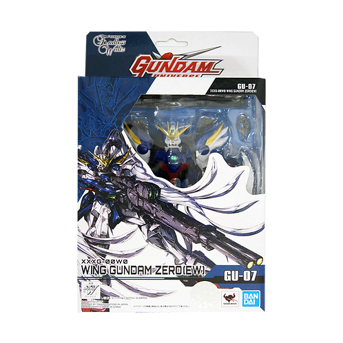 Gundam XXXG-00W0 Wing Gundam Zero Mobile Suit Bandai