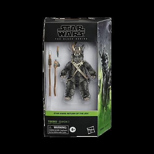 Star Wars Black Series Return Of The Jedi Teebo (Ewok)