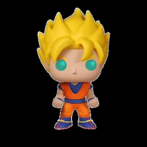 Funko Super Saiyan Goku 14 Glow In The Dark Exclusive