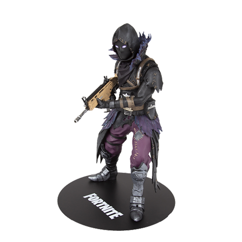 "Fortnite Figures - 11"" Scale Raven Deluxe"