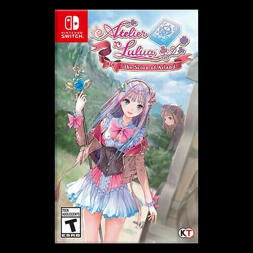 Atelier Lulua The Scion of Arland Switch