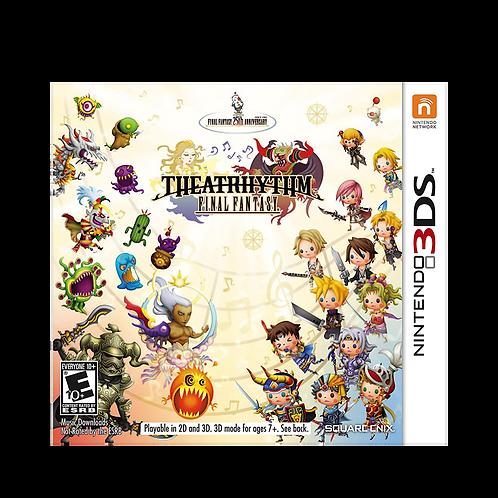 Theratrhythm Final Fantasy 3Ds