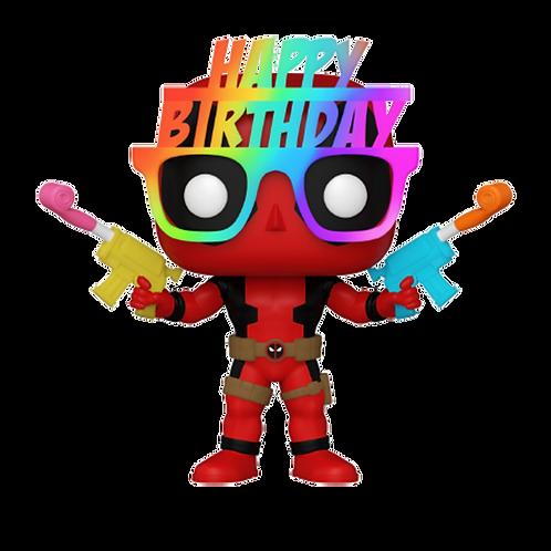 Funko Deadpool Lentes de Cumpleaños 783