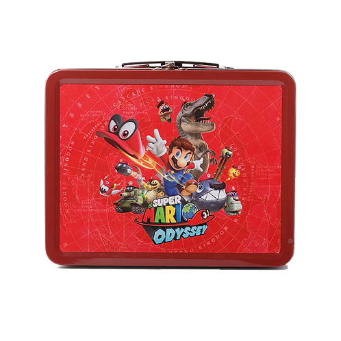 Lunchbox Kit - Super Mario Odyssey - Character Splash Editio