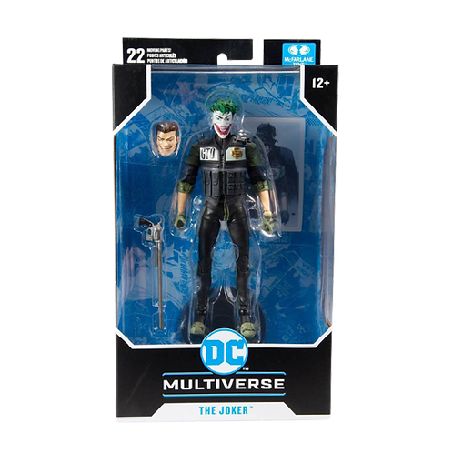 DC Multiverse Figures - 7 Scale The Joker (White Knight)