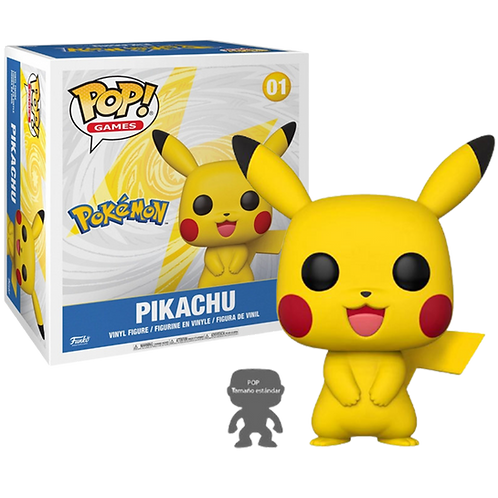 Funko Pikachu  01 (Gigante)