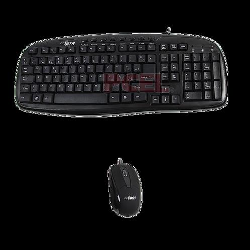 Easyline Kit Teclado Mouse Perfect El-993391