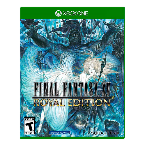 Final Fantasy Xv Royal Xbox One