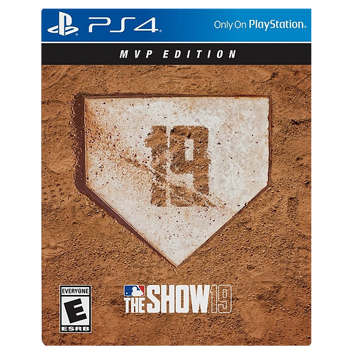 Mlb The Show 19 Mvp Edition Ps4