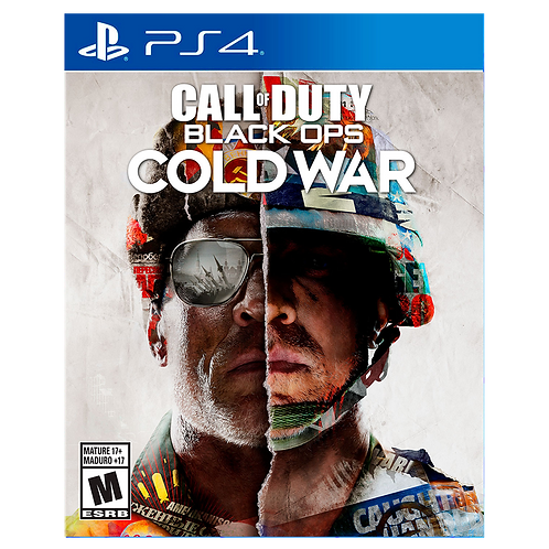 Call of Duty: black ops: cold war ps4