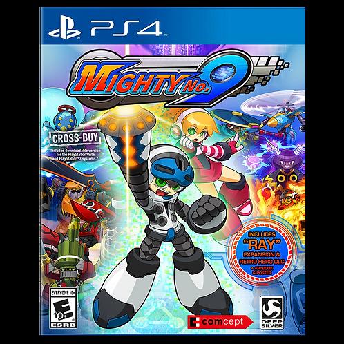 Mighty No.9 Ps4