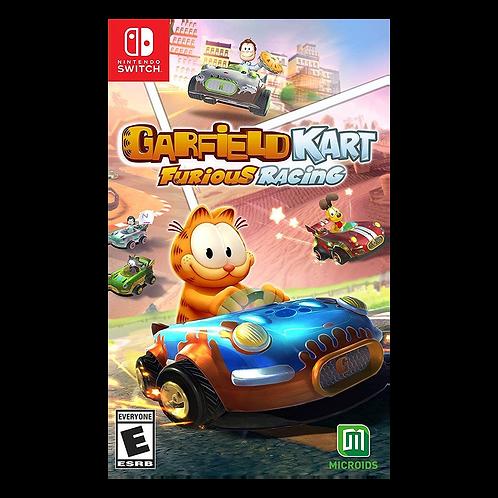 Garfield Kart: Furious Racing Switch