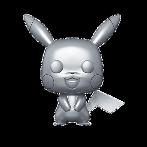 Funko Pikachu Plateado 353