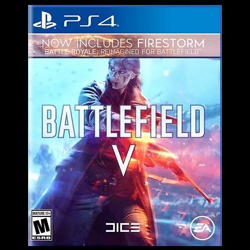 Battlefield V Plus Firestorm Battle Royale Ps4