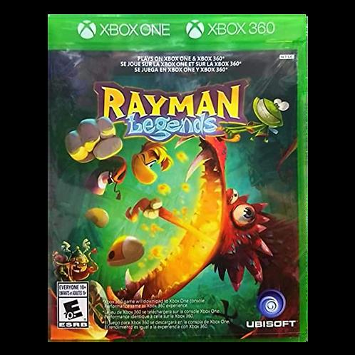 Rayman Legends Xbox 360/Xbox One