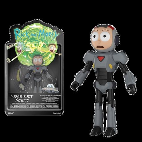 Figura Purge Suit Morty