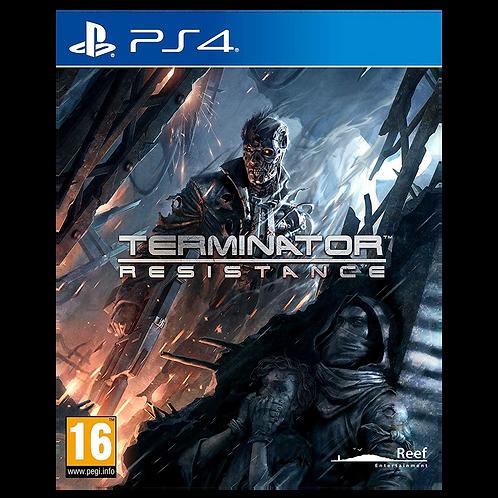 Terminator Resistance Europeo Ps4