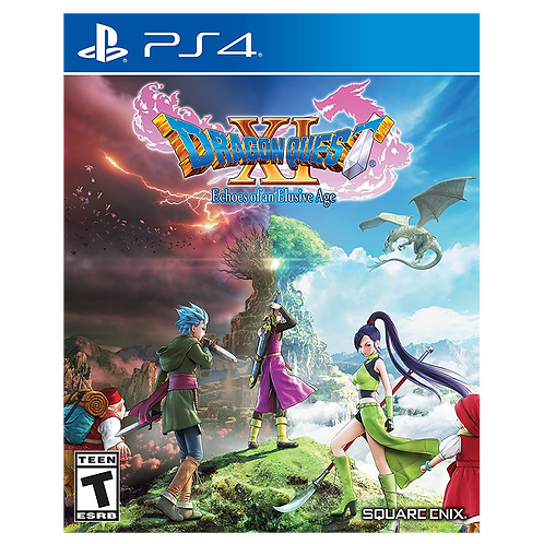 Dragon Quest XI Exhoes Of An Elusive Age Ps4
