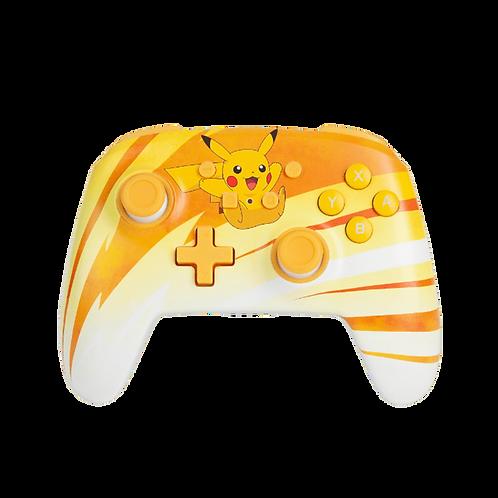 Wireless Controller Switch Pikachu Joy PowerA