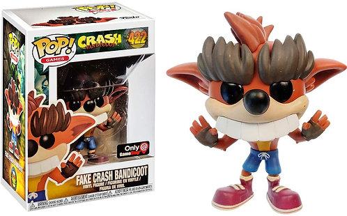 Funko Fake Crash 422