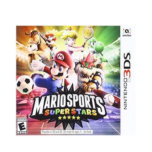 Mario Sports Super Star 3Ds