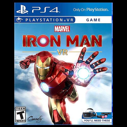 Marvel Iron Man VR Ps4