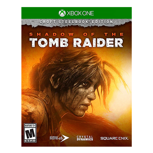 Shadow Of Tomb Raider Croft Edition Xbox One