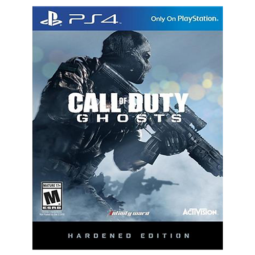 Call Of Duty Ghosts Hardened Ps4